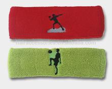 Fashion sport headband hair accessories for men