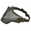 Paintball combat CS war game gun player Half Face Metal Net Mesh Protect Mask Airsoft Hunting CL9-0015GRN