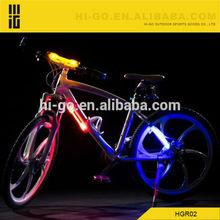 battery powered led light bike