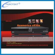 Nagra3 az america s930a digital satellite receiver twin tuner hd nagra 3 receiver