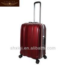 2014 new design aluminum frame luggage suitcases
