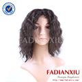 Top venda 2014 novo estilo onda profunda 8 - 28 polegada brasileira peruca cheia do laço virgem peruca de cabelo humano