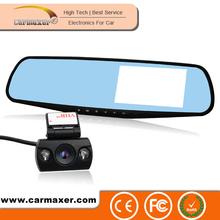 2014 design in corea oem 4,3 pollici specchi decorativi retrovisori per auto