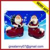 2015 new product christmas gift power bank red velvet christmas gift bag with good quality
