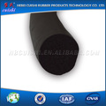 personalizado de alta qualidade extrudados de borracha flexível mangueira