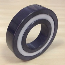 Silicon Nitride Ceramic Deep Groove Ball Bearing 6802CE in Si3N4 Material for Motorcycles Use from China Supplier