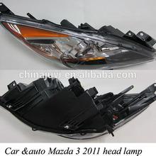 Auto parts High Quality/cheap Auto head lamp for MAZDA/ mazda 3 sereis 2011 head lamp ,mazda