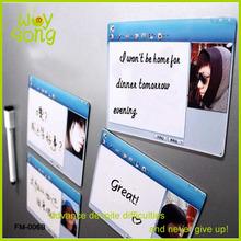 hot magnetic fridge whiteboard magnetic whiteboard for refrigerator magnet FM-006A