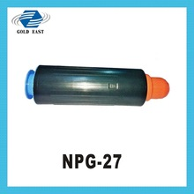 best prices for compatible NPG-27 copy cartridges and black toner for used copier machine