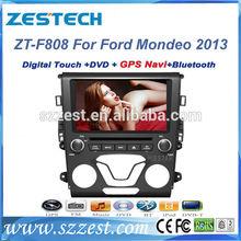"ZESTECH Dvd player gps radio 8"" car dvd navigation for Ford Mondeo 2013 car dvd navigation with gps"