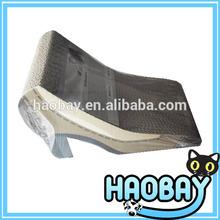 Personalized cat toy corrugated cardboard cat scratchers
