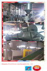 Wasted Plastic washing and crushing recycling processing line AUTO