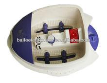 health care blood circulation foot massage handhold massager plastic machine china cheap JLK-9501