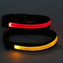Wholesale dog collars solar and USB charge