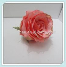 Import china silk flowers,handmade artificial silk rose felt flower for Lover(AM-F-020)