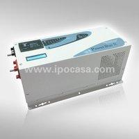 12v 24v inverter 2000w dc to ac power inverter with battery charger