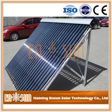 Eco-friendly Evacuated Vacuum Tube Solar Collector