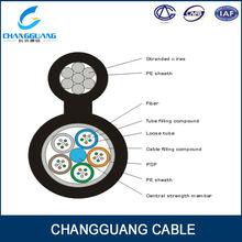 24core ITU G652D Fig 8 Network/outdoor aerial Fiber optic cable GYTC8S