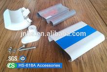 Interior Universal 140mm PVC Stair Handrails