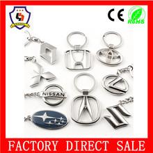 All brand car logo keychain luxury/ford/fiat/volkswagen car logo keychain,free sample!!!!!!(HH-key chain-037)