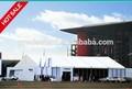ao ar livre grande marquee tent parte utilizado salão de casamento para a venda feita através de estruturas de acolhimento mannufacturing