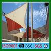 garden triangle waterproof sun shade sail