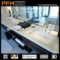 cozinha de luxo decorativo branco pedra artificial da bancada
