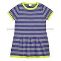 neue mode kurz sieb pullover kleid für kinder mädchen gad farbe