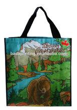 Children like best bag,cartoon shopping bag,clothes bag