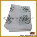 De alta calidad en caliente de la venta de pañuelos de papel de embalaje, erapping de regalo de papel