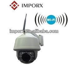 Outdoor pan tilt wifi wireless viewerframe mode ip camera