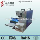 Cheap portable laser marking machine for metal