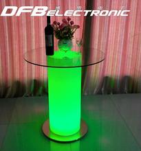 RGBW colorful led home bar /LED bar furniture / home bar set