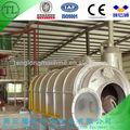 ambiente amigável e seguro de sucata de plástico para o diesel de petróleo planta de pirólise