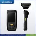 Máquinas de pda con bluetooth, gprs, gps, wifi, biométricos, rfid, de código de barras, de la tarjeta inteligente, tarjetas rfid