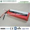 12v rc car battery 7848150 4000mah 30c