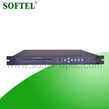 8 CVBS Input and 1 ASI Input DVB-T Modulator, SD Encoder Modulator China Supplier