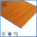 el último panel de madera material de construcción para el techo del techo del panel