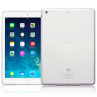 Ultra Thin PC Crystal Clear Back Hard Case Cover For Apple iPad Air iPad 5 + Film