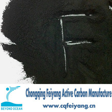 activated carbon for oil production