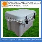 ALANDA Plastic cooler box for picnic, beer, fishing, vaccine cooling