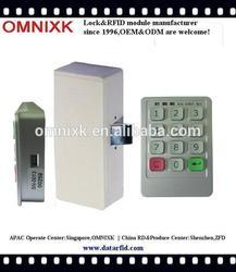 Omnixk 17 yeas oem lock factory creative electronic digital lock for abs locker shenzhen