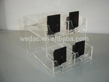 De alta calidad cigarrillo electrónico empujador plataforma, empujador de cosméticos