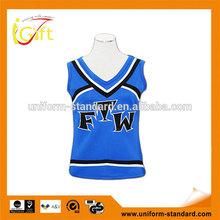 good design wholesale girl cheerleading uniforms