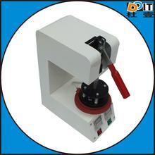 Digital plate press machine, heat printing on porcelain plate, small, mini