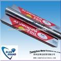 económico de aluminio papel de aluminio para el hogar y restaurante