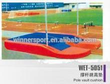 2015 pole vault foam mat sponge gymnastic sports cushion high jump pad
