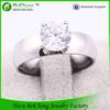Alibaba website silver plated jewelry diamond ring joyas de plata
