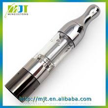 2014 New arrival more vapor Double Coils And Pyrex Glass Tube Mini Protank 3