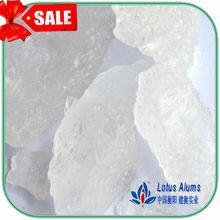 hydrated potassium aluminum sulfate